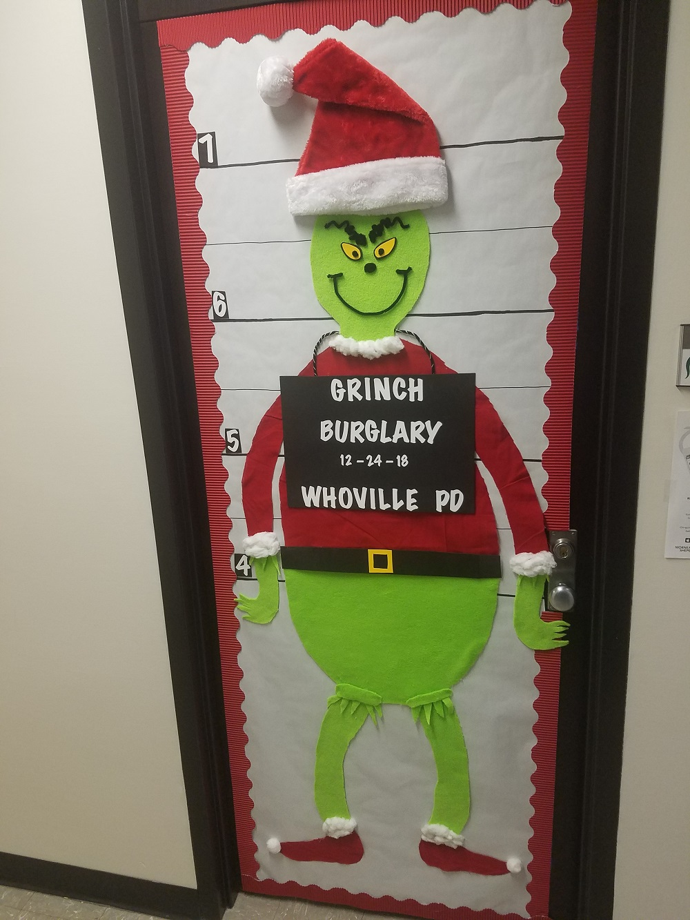 Best Holiday Theme Door
